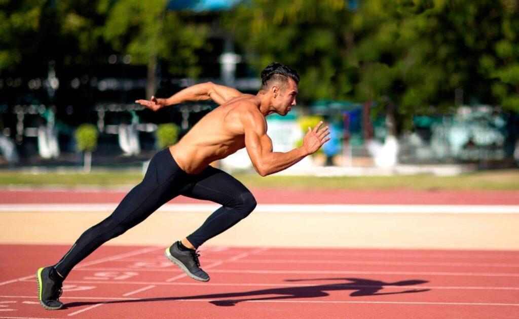 Exercice de sprint
