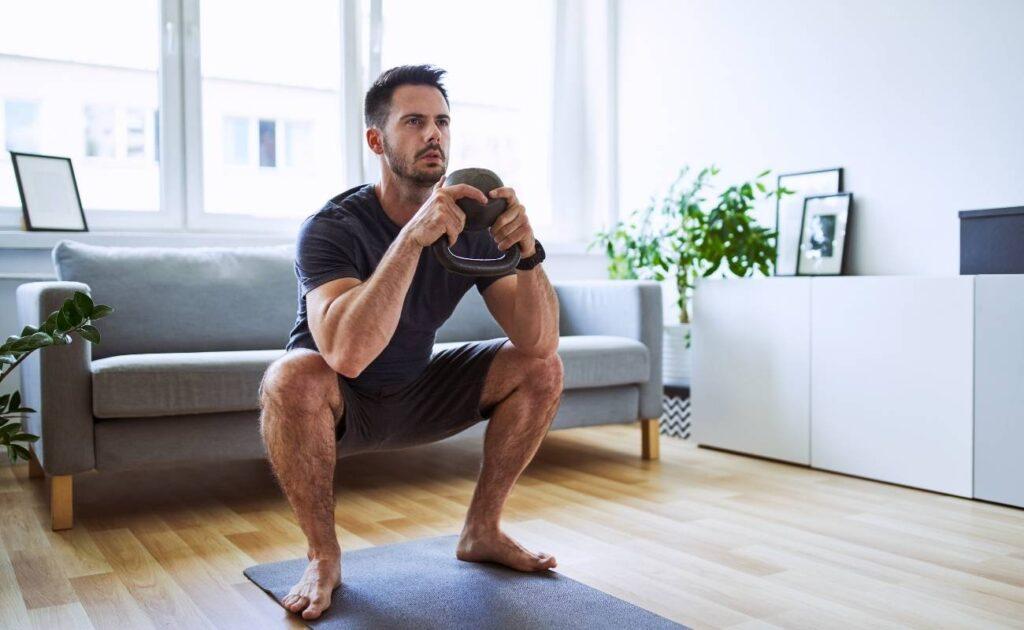 Exercice squats